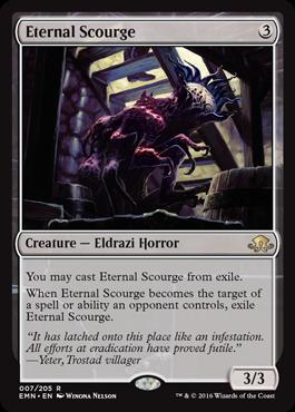 Eternal Scourge - Foil