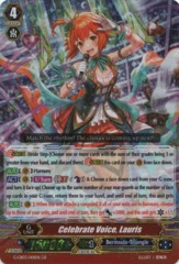 Celebrate Voice, Lauris - G-CB03/001EN - GR on Channel Fireball
