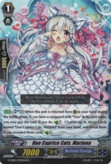 Duo Caprice Cats, Marjona - G-CB03/034WEN - C on Channel Fireball