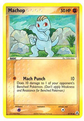Machop - 57/92 - Common