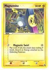 Magnemite - 59/92 - Common on Channel Fireball