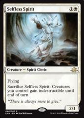 Selfless Spirit - Foil