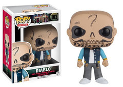 #103 - Diablo (Suicide Squad)