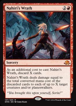 Nahiris Wrath