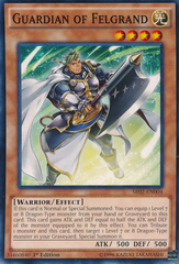 Guardian of Felgrand - SR02-EN004 - Common - 1st Edition