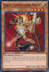 Ehren, Lightsworn Monk - SR02-EN021 - Common - 1st Edition