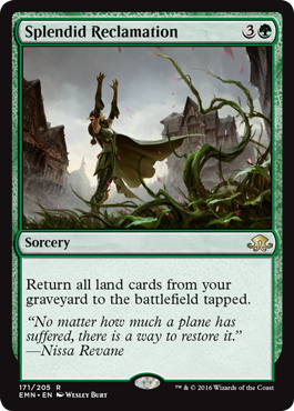 Splendid Reclamation - Foil