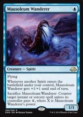 Mausoleum Wanderer - Foil