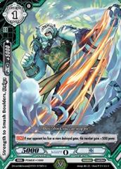 Strength to Smash Boulders, Daiga - BT01/075EN - U - Parallel