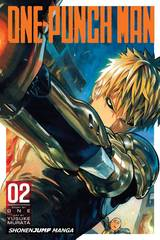 One Punch Man Gn Vol 02 (Jun158140)