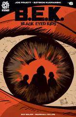 Black Eyed Kids #6 (Mr)