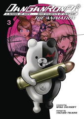 DanGanRonPa: The Animation Trade Paperback Vol 03
