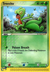 Treecko - 75/109 - Common