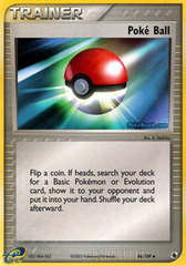 Poke Ball - 86/109 - Uncommon