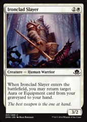 Ironclad Slayer - Foil