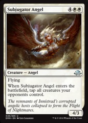 Subjugator Angel - Foil