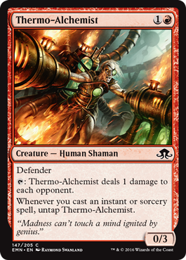 Thermo-Alchemist - Foil