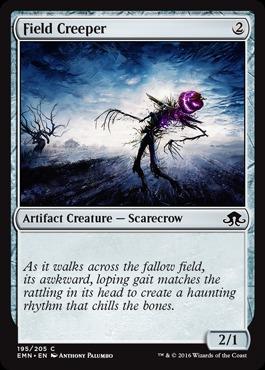 Field Creeper - Foil