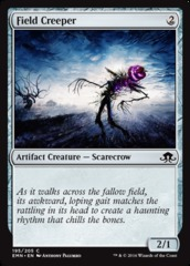 Field Creeper - Foil