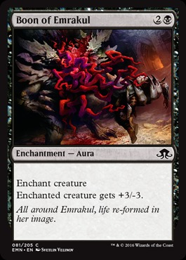 Boon of Emrakul - Foil