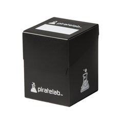 Black 120-Card Deck Box