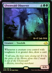 Ulvenwald Observer (Eldritch Moon Prerelease Foil 16-17 July 2016)