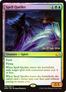 Spell Queller (Eldritch Moon Prerelease Foil)