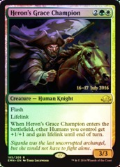 Heron's Grace Champion - Eldritch Moon Prerelease Promo