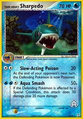 Team Aqua's Sharpedo - 18/95 - Rare