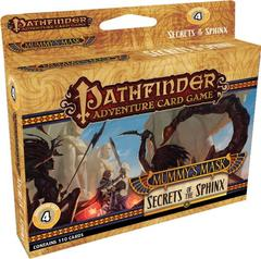 Pathfinder - Adventure Card Game - Mummy's Mask Adventure Deck 4 - Secrets of the Sphinx