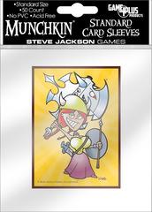 Munchkin - Standard Card Sleeves - Flower (50)