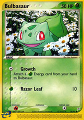 Bulbasaur - 39/95 - Common