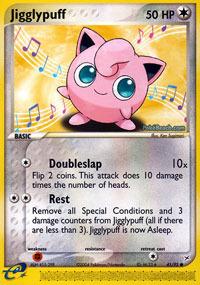 Jigglypuff - 41/95 - Common
