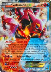 Volcanion EX - 26/114 - Ultra Rare