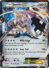 Steelix EX - 67/114 Rare ex