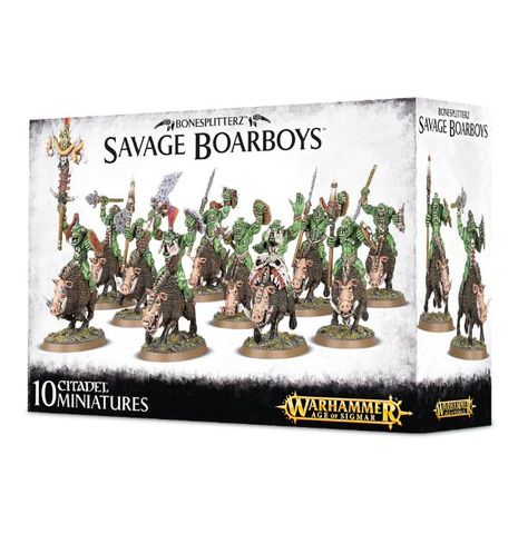 Savage Boarboy Maniaks