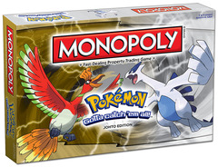Monopoly - Pokemon Johto Edition