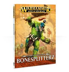 Battletome Destruction: Bonesplitterz (softback) ( 89-02-60 )