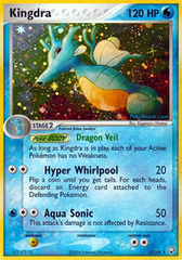 Kingdra - 12/109 - Holo Rare on Channel Fireball