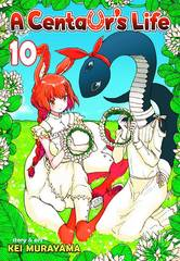 A Centaur's Life Graphic Novel Vol 10 (Mature Readers)