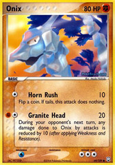 Onix - 69/109 - Common on Channel Fireball