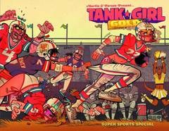 Tank Girl Gold #2 (Of 4) Cvr C Parson (Mr)