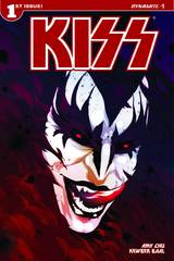 Kiss #1 Cvr A Montes Demon