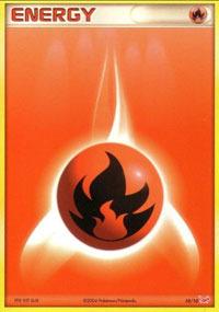 Fire Energy - 10/10 - Common