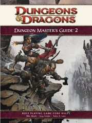 Dungeons & Dragons RPG - 4th Edition: Dungeon Master's Guide 2 (Hardcover)