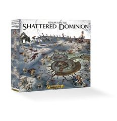 Age of Sigmar - Realm of Battle - Shattered Dominion