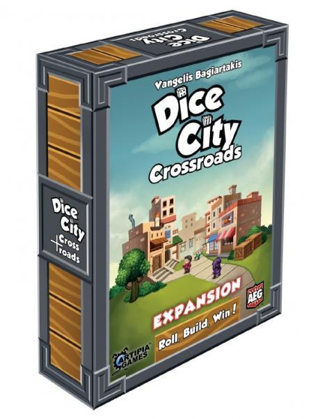 Dice City - Crossroads