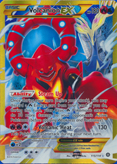 Volcanion-EX - 115/114 - Secret Rare