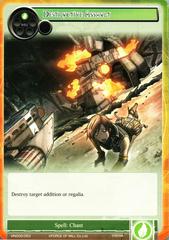 Destructive Assault - VIN002-053
