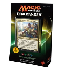 Commander 2016: Stalwart Unity - Kynaios and Tiro - Red/Green/White/Blue Deck